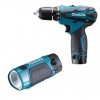 АККУМ ДРЕЛЬ MAKITA DF330DWLE Li-ion, 1,3 Ач, 10,8 В